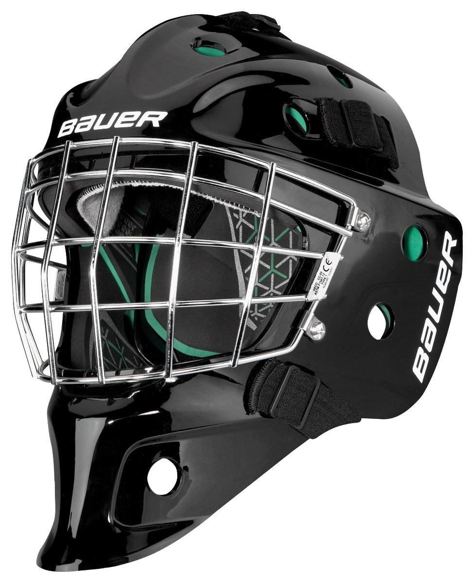 Bauer NME 4 Youth Goalie Mask – Black