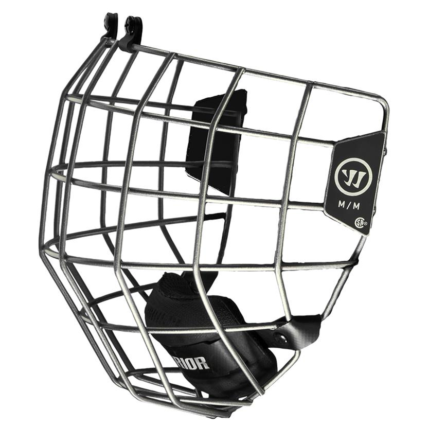 Warrior Alpha One Cage - Silver