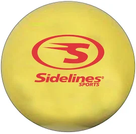 SIDELINES WEIGHTED 0 DISTANCE TRAINING BALL