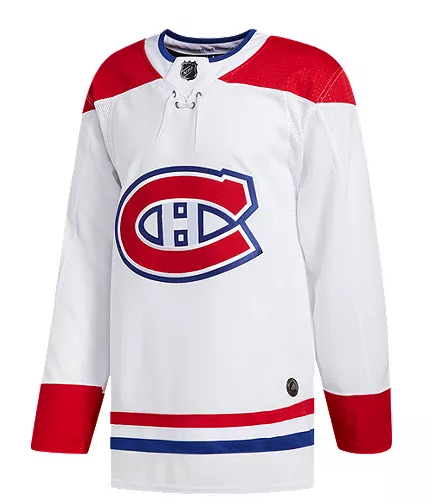 Montreal Canadiens Authentic Adidas Away Jersey