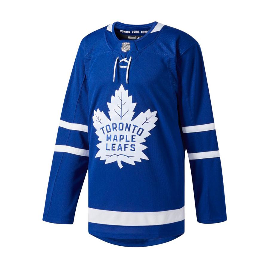 Toronto Maple Leafs Authentic Home Jersey Men's Adidas