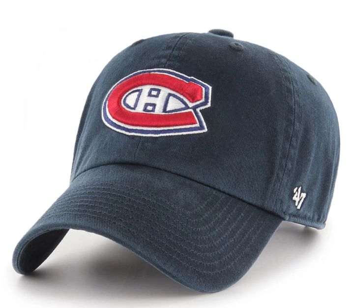 MONTREAL CANADIENS NHL '47 CLEAN UP