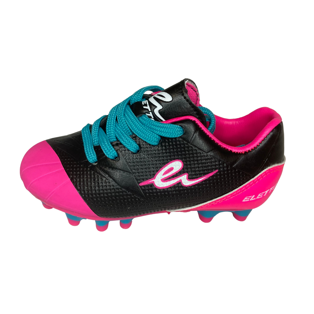 ELETTO LNA-090 TPR YOUTH 8 SOCCER CLEAT Pink