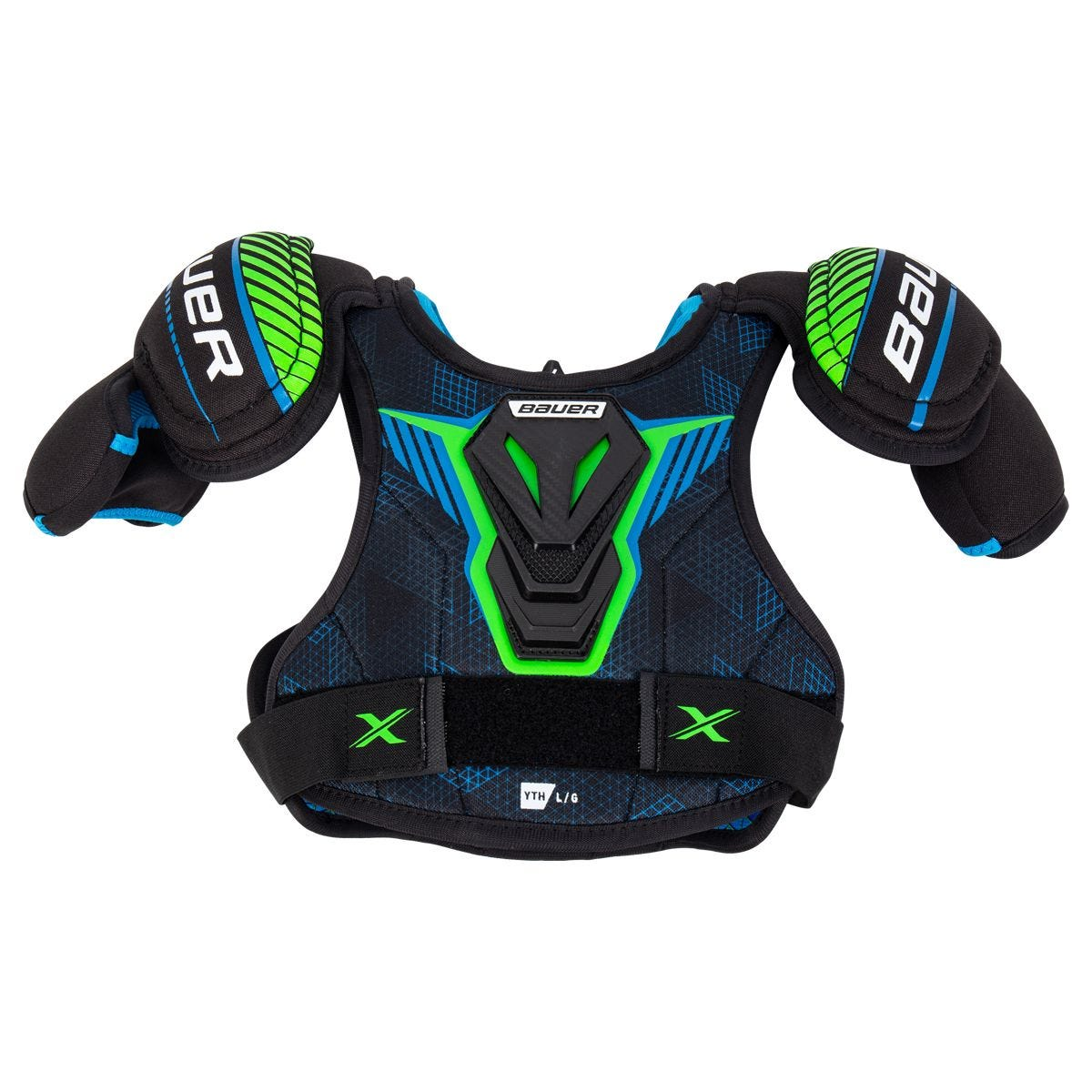 Bauer X Youth Hockey Shoulder Pads