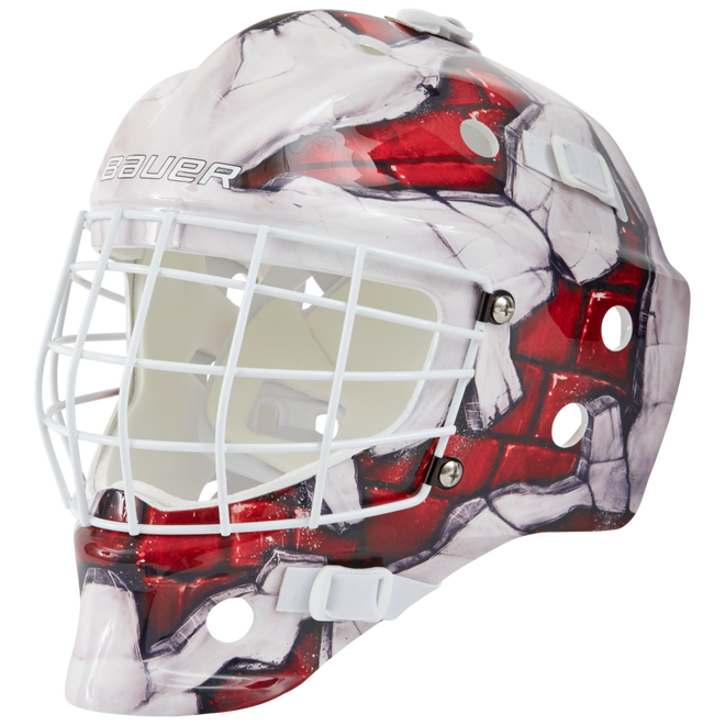 BAUER NME STREET YOUTH GOAL MASK