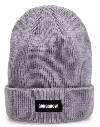 GONGSHOW PRE-GAME TOQUE